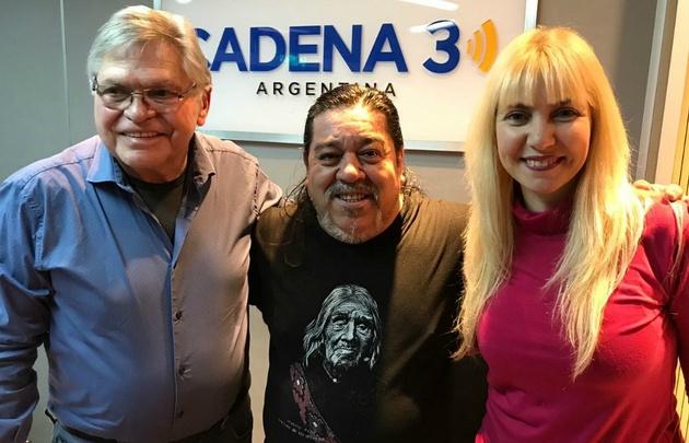 Duende Garnica en Viva la Radio