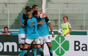 Belgrano logró un agónico triunfo.
