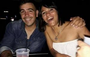 El hombre fue asesinado por su esposa que lo golpeaba.