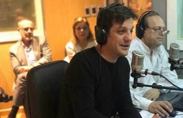 Rodrigo de la Serna en Viva la radio