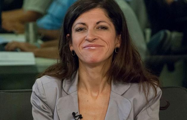 Fernanda Vallejos dijo que a la gente no le interesa el caso Boudou.