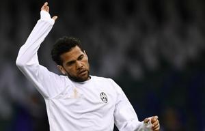 Dani Alves se despide de Juventus