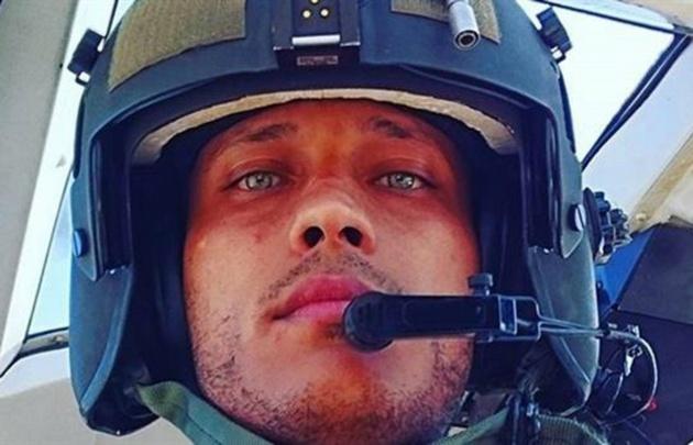 El militar que se rebeló contra Maduro y atacó al gobierno (Foto: Instagram)