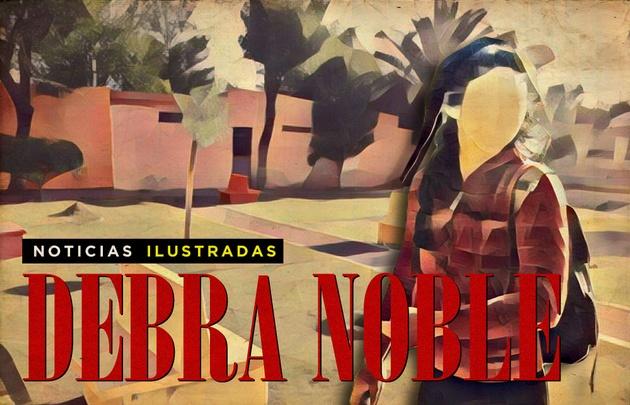 Macabros detalles del crimen de Debra Noble.