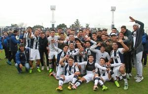 Talleres se coronó campeón argentino de reserva.