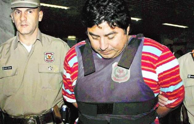 Marco Antonio Estrada, el líder narco cumple prisión domiciliaria.