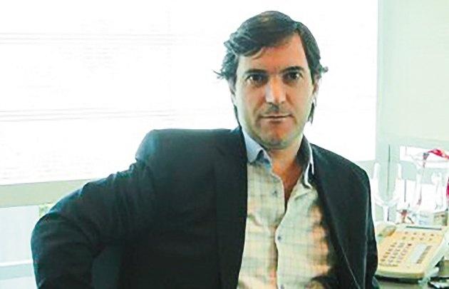 Mariano Elizondo es el presidente de la Superliga.