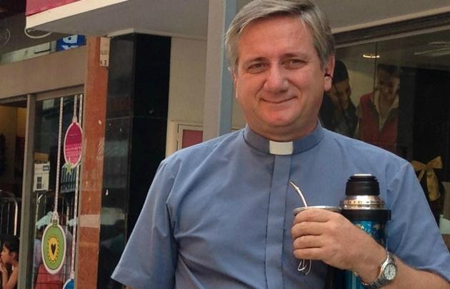 Padre Javier Soteras, director de Radio María.