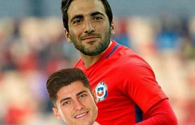 Estallaron los memes tras la derrota de Chile ante Alemania.