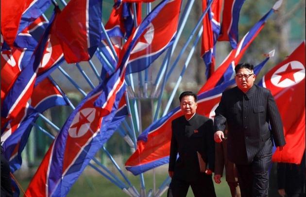 Pyongyang disparó al menos un misil en dirección al Mar de Japón.