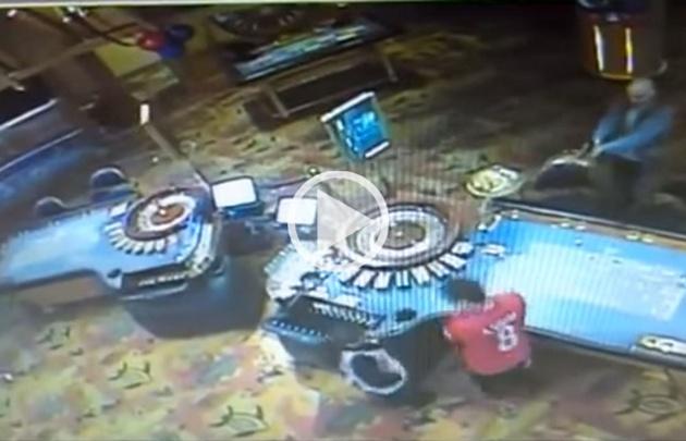 Video del ataque del veterinario que asesinó a dos trabajadores del casino Monticello