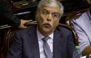 De Vido apareció en el Congreso este jueves (Foto: Archivo)