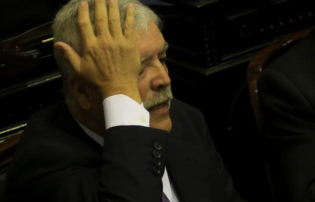 Julio De Vido fue procesado por el juez Bonadio.