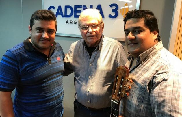 La Copla en Viva la Radio.