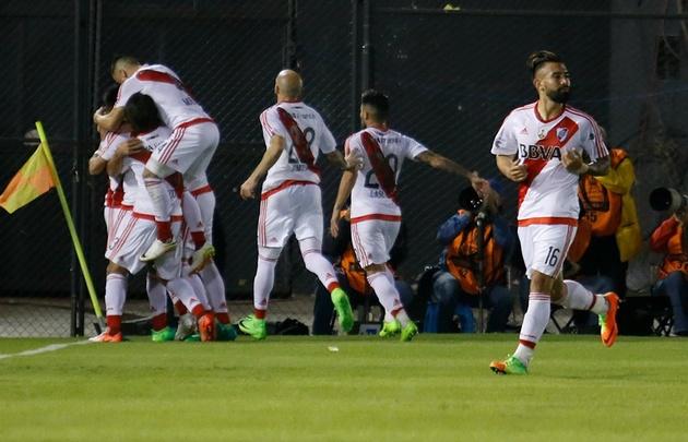 """El """"Millonario"""" logró una victoria muy importante."""