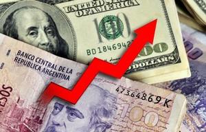 El dólar tocó un nuevo récord.