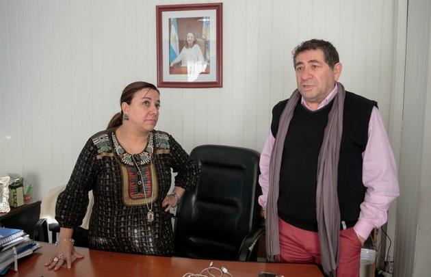 La presidenta del Consejo Provincial de Educación, Cecilia Velázquez.