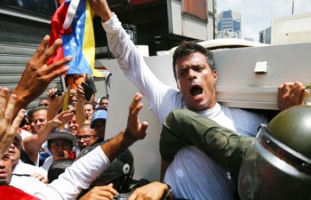 El líder opositor pasó a prisión domiciliaria por cuestiones de salud.