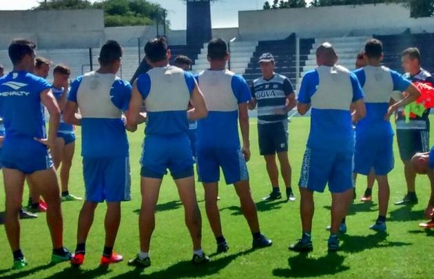 Bajo la dirección de Kudelka, Talleres volverá a entrenar esta semana.