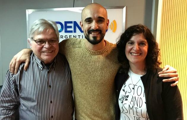 Abel Pintos en Viva la Radio
