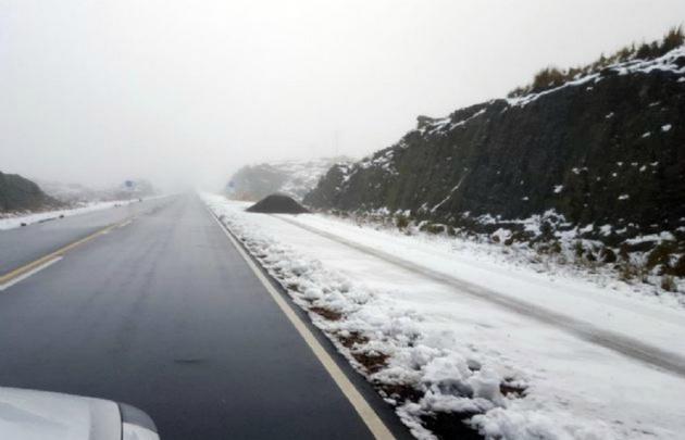 Est habilitado el camino a las altas cumbres for Esta abierto hoy la maquinista