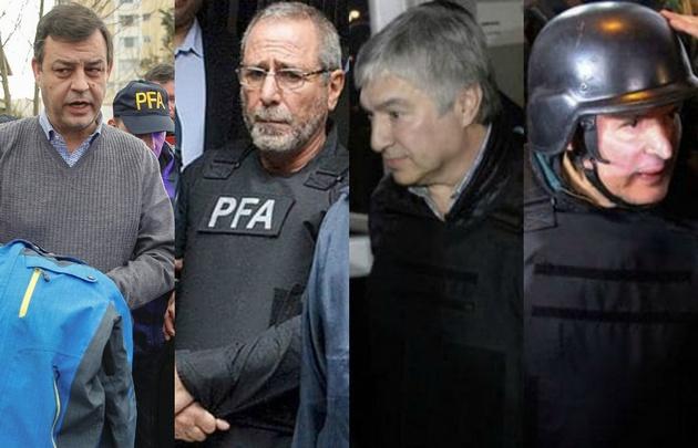 Manzanares, compañero de cárcel de Jaime, Báez y López.