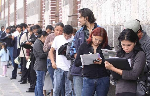El empleo en Argentina registró una leve suba.