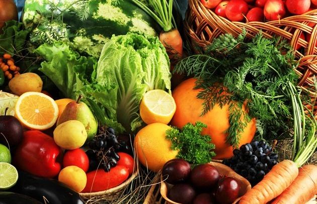 Las frutas y verduras aumentaron en los últimos días (Foto: Archivo)