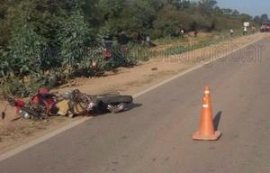 El siniestro se produjo en la localidad de Los Blancos (Foto:El Tribuno)
