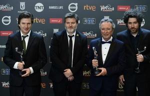 El Ciudadano Ilustre ganó el Premio Platino como mejor película.