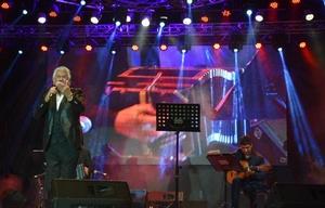 Raúl Lavié, una de las grandes atracciones de la noche del sábado.