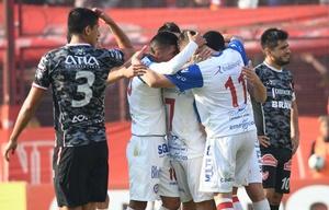 Instituto no pudo con Argentinos Juniors en La Paternal.