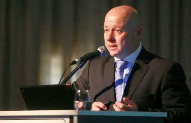 Daniel Urcía,  titular de la Federación de Industrias Frigoríficas Regionales (Fifra)
