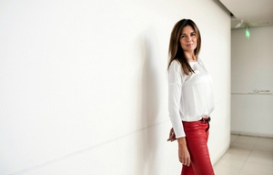 Andrea Frigerio, la actriz de la multipremiada