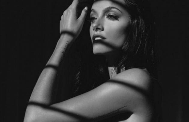 Oriana Sabatini hizo un toples en Instagram y recibió el elogio de sus seguidores.