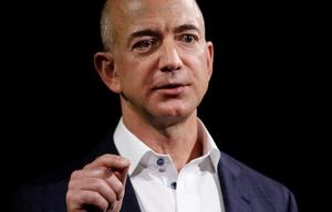 Jeff Bezos, el hombre más rico del mundo.