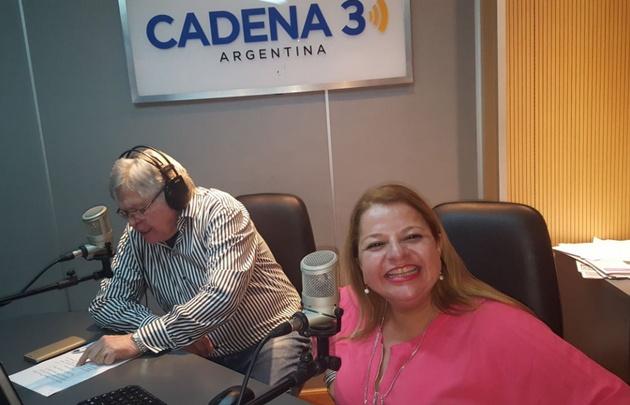 Claudia Pirán en