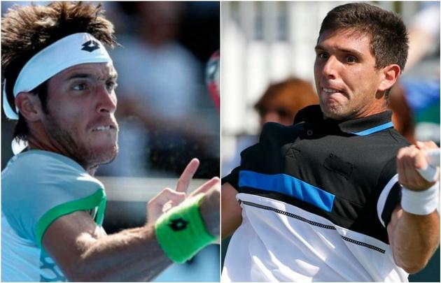 Los argentinos se enfrentarán en un vibrante duelo.