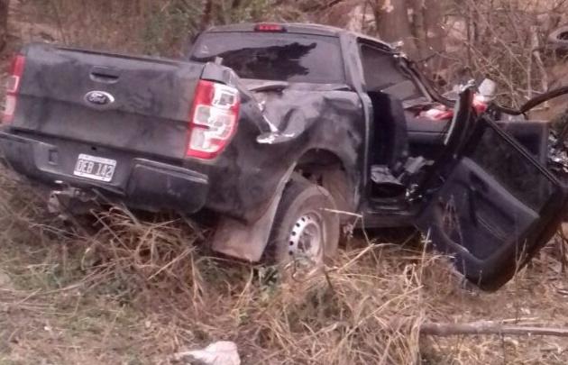 Dos muertos y dos heridos al despistar una 4x4 en Córdoba.