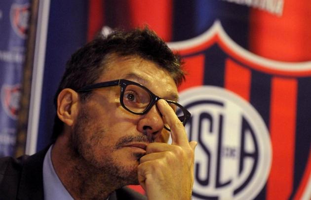 El conductor televisivo anunció su regreso al fútbol.