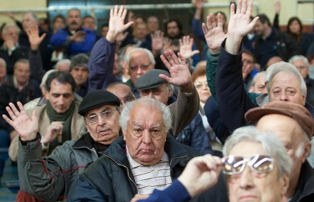 Semino marcó que se naturalizó la inequidad hacia jubilados y pensionados.