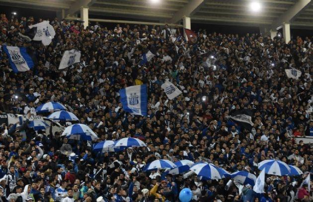 Los incidentes ocurrieron tras el partido de Talleres con Boca Unidos (Foto: Archivo)