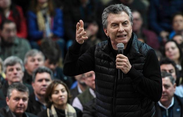 Macri anunció un aumento superior al 10% para los jubilados.