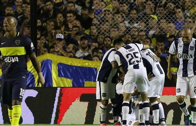 Talleres volverá a enfrentar a Boca en La Bombonera el próximo torneo.