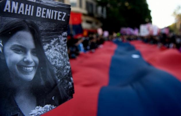 Encontraron en Llavallol el teléfono que pertenecía a Anahí Benítez