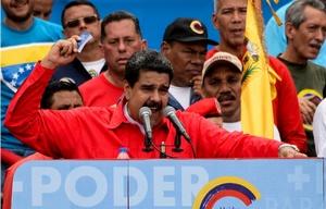 Maduro disolvió el Parlamento de Venezuela.