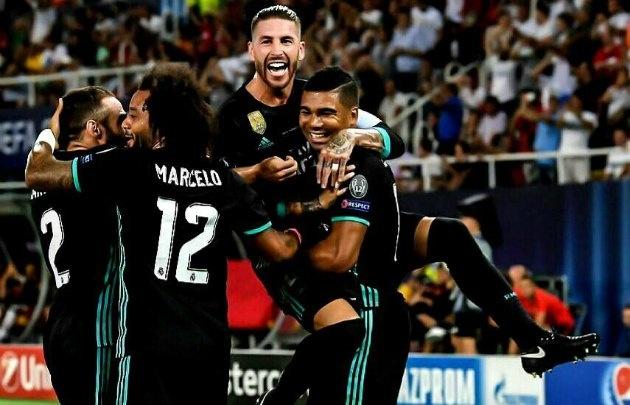 Real Madrid sumó un nuevo título a su palmarés.