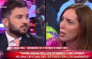 Brancatelli vs. Vidal, en Intratables.