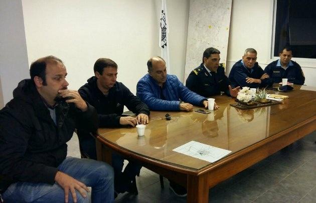 La reunión se realizó en la Sociedad Rural de Bell Ville.