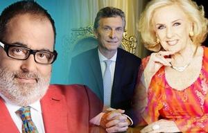 Lanata, Macri y Mirtha, en la mira de Di Lello.